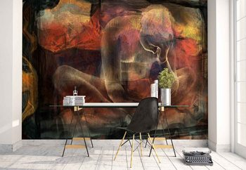 Disquietude Days Of Nothing Wallpaper Mural