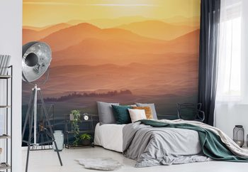 Dreamy Morning Wallpaper Mural