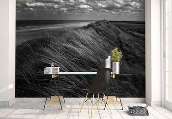 Dunes Hair Wallpaper Mural
