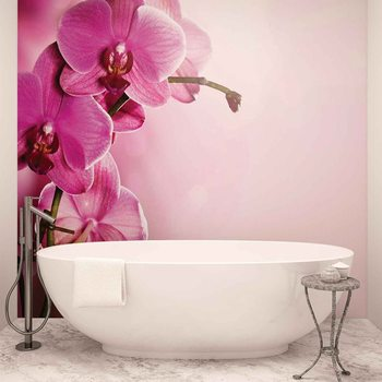 Flowers Wallpaper Mural