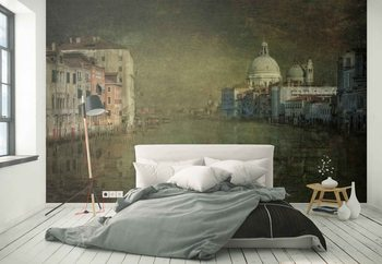 Grand Canal Impression Wallpaper Mural