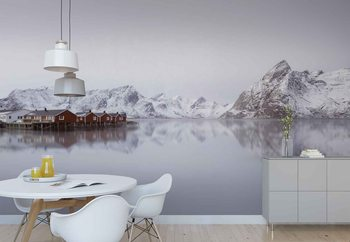 Hamnoy Wallpaper Mural