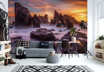 Heaven Of Rocks Wallpaper Mural
