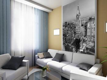 HENRI SILBERMAN - chrysler building Wallpaper Mural