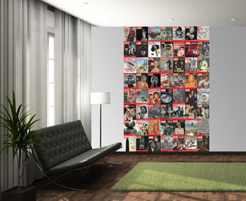 LIFE photos Wallpaper Mural