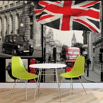 London Wallpaper Mural
