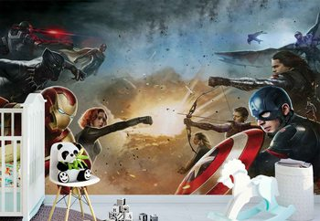 Marvel Avengers (10902) Wallpaper Mural