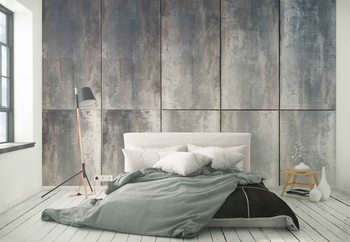 Metal Wall Wallpaper Mural