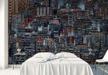 Metropolis Wallpaper Mural