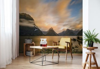 Milford Sound Wallpaper Mural