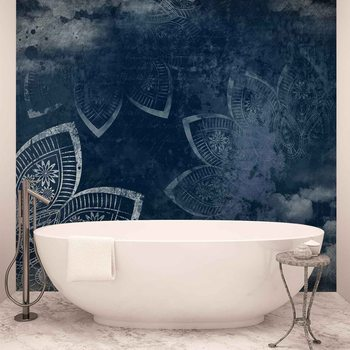 Modern Abstract Pattern Wallpaper Mural