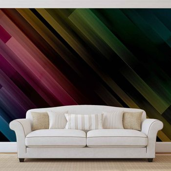 Modern Art Wallpaper Mural