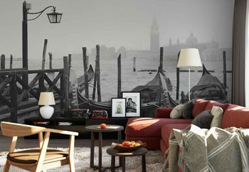 Morning In Venice Wallpaper Mural