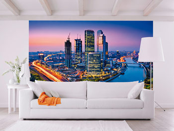 MOSCOW TWILIGHT Wallpaper Mural