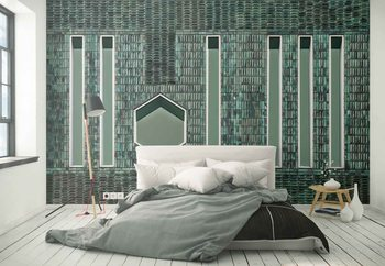 Moza Wall Wallpaper Mural