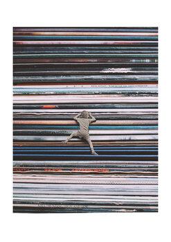 Wallpaper Mural Music lover