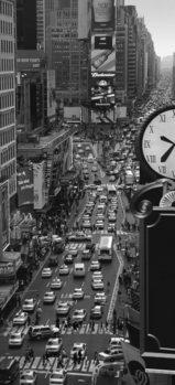 New York - Times Square Night Wallpaper Mural