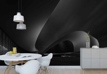 Niemeyer Space Wallpaper Mural