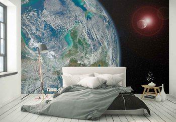 Orbit Wallpaper Mural