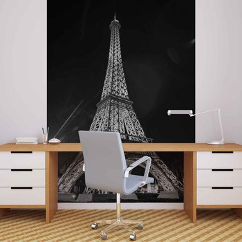 Paris Eiffel Tower Wallpaper Mural