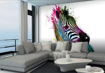 Patrice Murciano - Zebra Wallpaper Mural