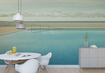 Pool Wallpaper Mural