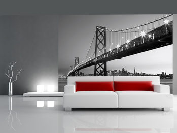 SAN FRANCISCO Wallpaper Mural