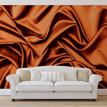 Satin Abstract Wallpaper Mural