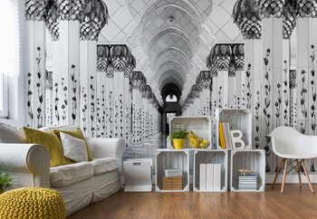 Sheik Zayed Mosque Wallpaper Mural