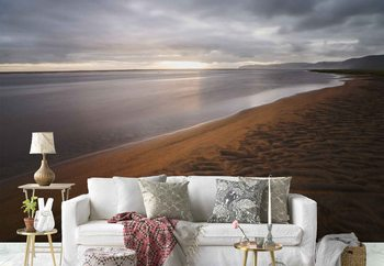 Silence, Sea And Sky Wallpaper Mural