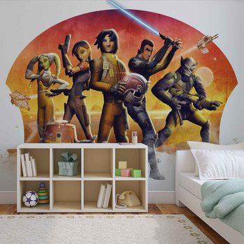 Star Wars Rebels Wallpaper Mural