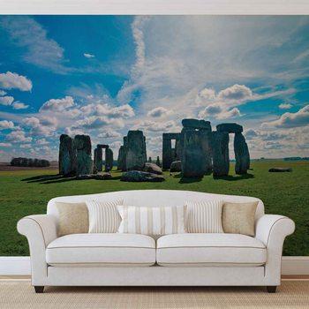 Stonehenge Natur Wallpaper Mural