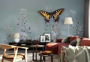 Swallowtail Beauty Wallpaper Mural