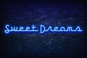Sweet dreams Wallpaper Mural