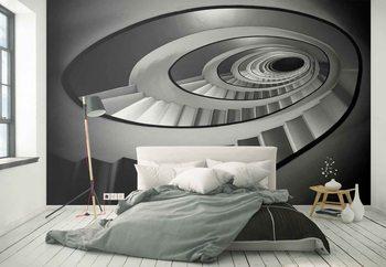 Swirl Wallpaper Mural