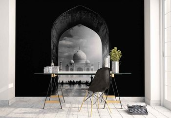 Taj Mahal Wallpaper Mural