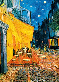 TERRASSE DE CAFÉ Wallpaper Mural