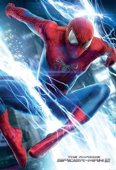 The Amazing Spiderman 2 - Leap Wall Mural
