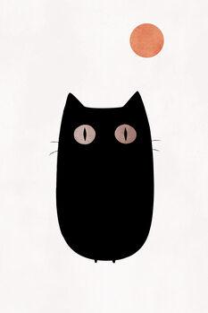 Wallpaper Mural The Cat