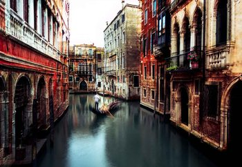 The Gondolier Wallpaper Mural