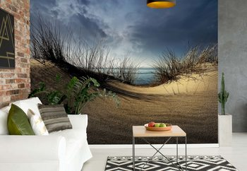 To The Beach Wallpaper Mural