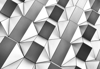 Triangles Wallpaper Mural