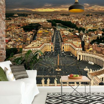 Vatican Wallpaper Mural