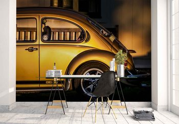 Vw Beetle Wallpaper Mural