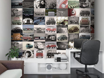 VW Volkswagen Wallpaper Mural