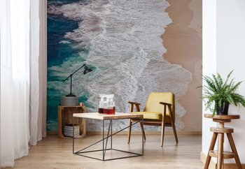 Where The Ocean Ends Wallpaper Mural