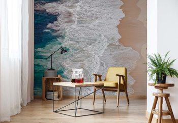 Where The Ocean Ends Wallpaper Mural