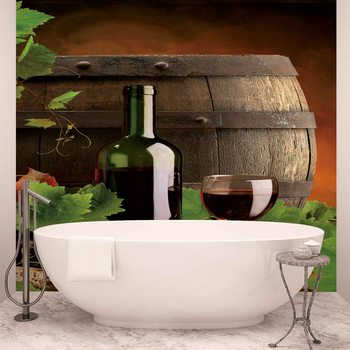 Wine Wallpaper Mural