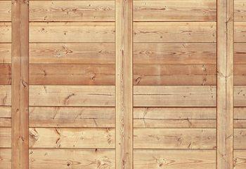 Wood Plank Texture Wallpaper Mural