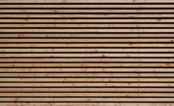Wood Slats Wallpaper Mural